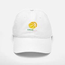 Eurobasket 2011 Lithuania Baseball Baseball Cap
