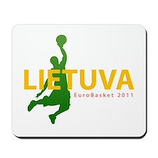 Eurobasket 2011 Dunker Mousepad