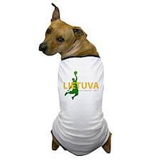 Eurobasket 2011 Dunker Dog T-Shirt