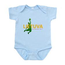 Eurobasket 2011 Dunker Infant Bodysuit