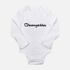 Obamageddon - Anti Obama 2012 Long Sleeve Infant B