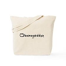 Obamageddon - Anti Obama 2012 Tote Bag