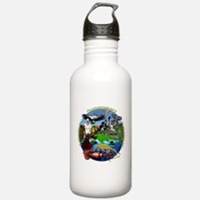 Cryptozoology Water Bottle