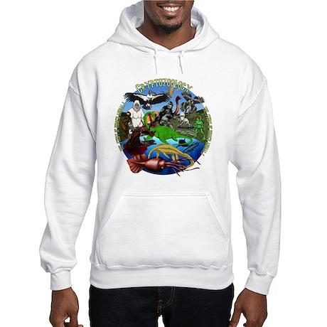 Cryptozoology Hooded Sweatshirt