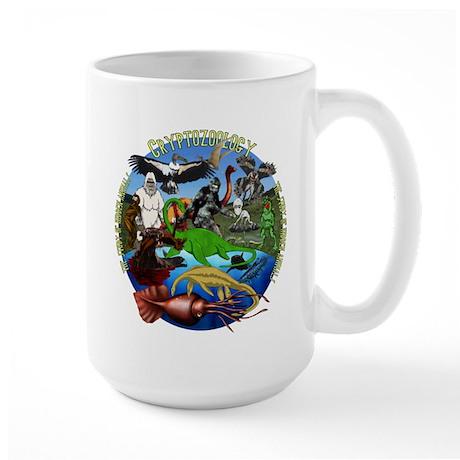 Cryptozoology Large Mug