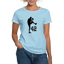 Baseball Uniform Number 42 T-Shirt