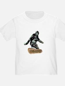 Bigfoot-I Believe T
