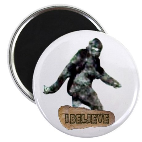 Bigfoot-I Believe Magnet