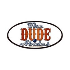 The Dude Abides Patches