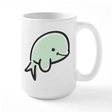 Cute Baby Beluga Mug