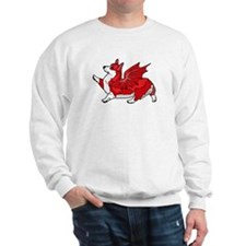The Red Corgon - plain Sweatshirt