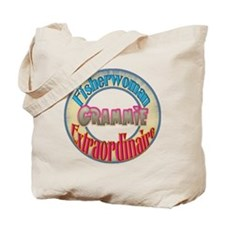 FISHERWOMAN GRAMMIE Tote Bag