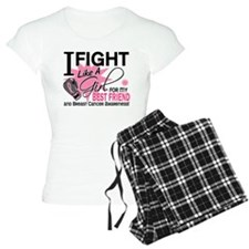 Fight Like A Girl Breast Cancer Pajamas