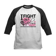 Fight Like A Girl Breast Cancer Tee