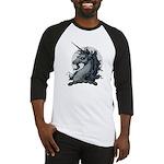 Angry Unicorn Baseball Jersey