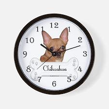 Chi 1 Wall Clock