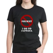 I GO TO PATTAYA Tee