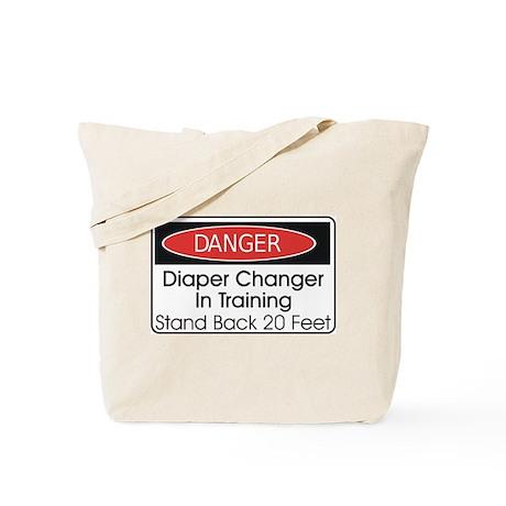 Diaper Changer Tote Bag
