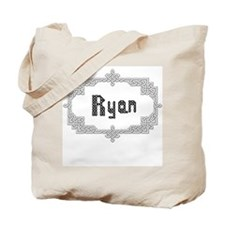 """Celtic Knots Ryan"" Tote Bag"