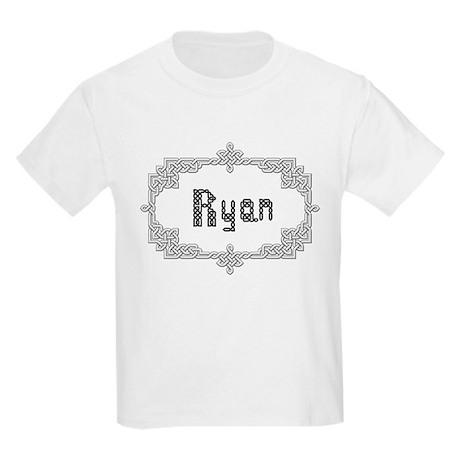 """Celtic Knots Ryan"" Kids T-Shirt"