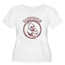 Cardinals team Mascot Gaphic T-Shirt