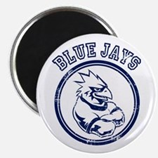"Blue Jays Team Mascot Graphic 2.25"" Magnet (10 pac"