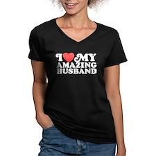 I Love My Amazing Husband Shirt