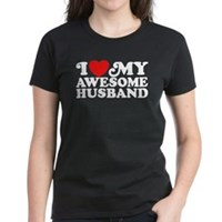 """I Love"" T-Shirts"