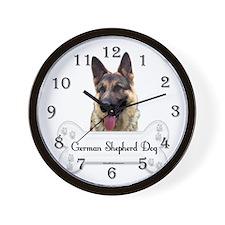 GSD 6 Wall Clock
