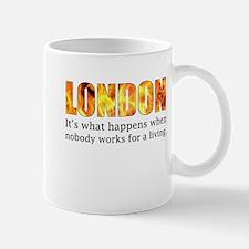 London Riots 2011 Mug