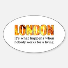 London Riots 2011 Decal