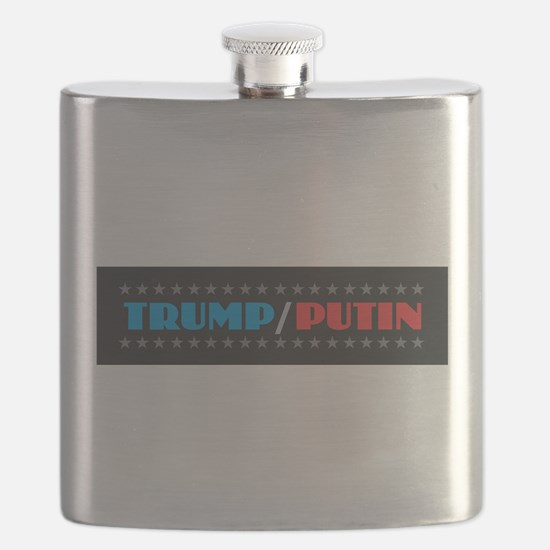 Trump Putin Flask