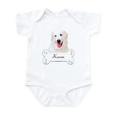 Kuvasz 1 Infant Creeper