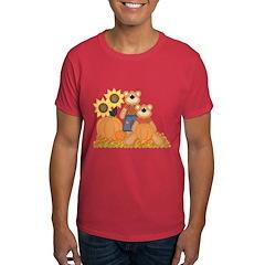Cute Fall Bears T-Shirt