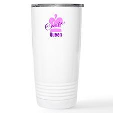 Creative Queen Travel Mug
