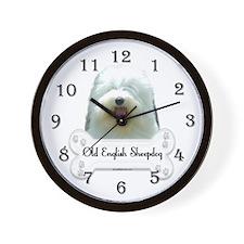 OES 1 Wall Clock
