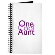 One Cool Aunt Journal