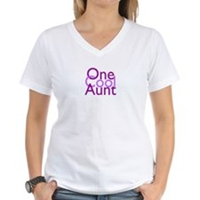 One Cool Aunt Shirt