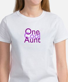 One Cool Aunt Tee