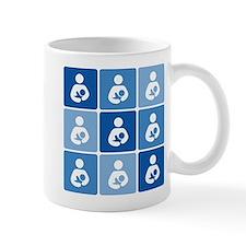 Breastfeeding Symbol Multi Mug