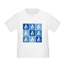 Breastfeeding Symbol Multi T