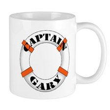 Captain Gary Mug
