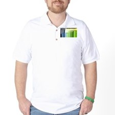 Unique Color bars T-Shirt
