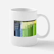 Unique Color bars Mug