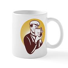 Cameraman vintage Mug