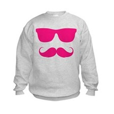 cool moustache Sweatshirt