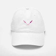 pink shower Baseball Baseball Cap