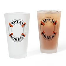 Captain Robert Drinking Glass