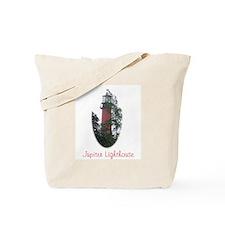 Jupiter Lighthouse Tote Bag