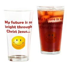 Bright Future Drinking Glass